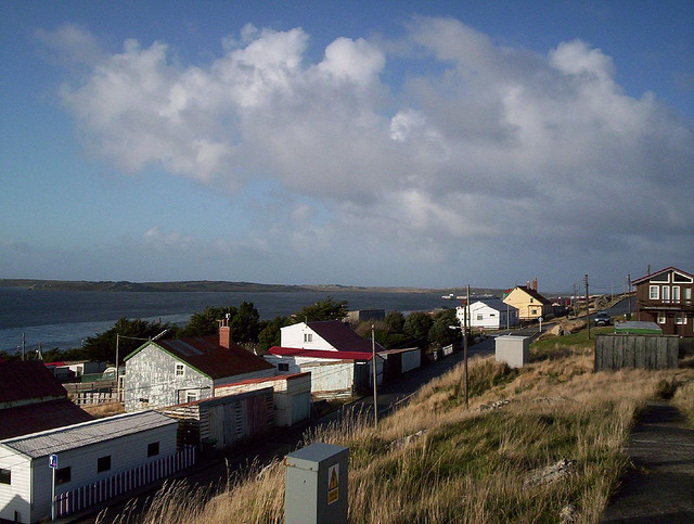 best time to visit the Falkland Islands