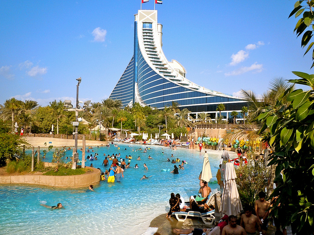 water attractions in the UAE