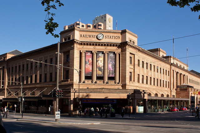 historic buildings in Adelaide, Australia