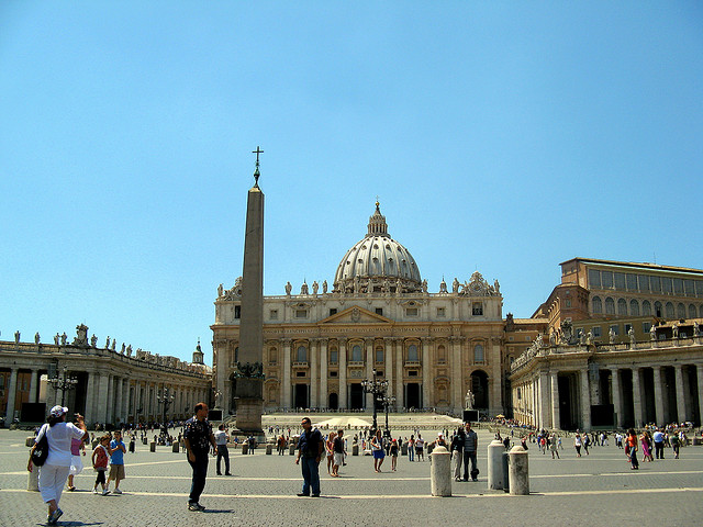The top tourist attractions in Vatican City are beyond belief...