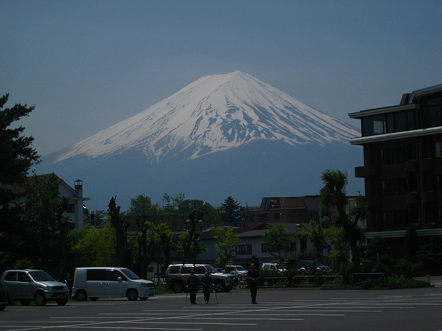 Mount Fuji is definitely one of the top reasons to visit Japan