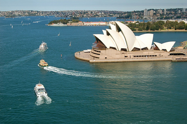 Visiting the Sydney Opera House easily ranks as one of the top things to do in Sydne