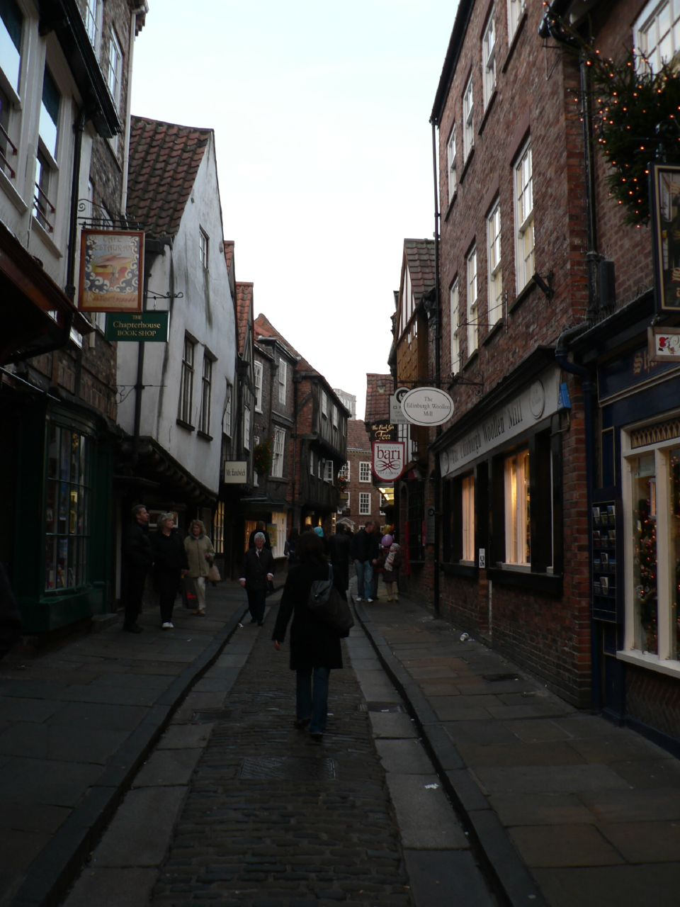 Shopping is one of the top reasons to visit York