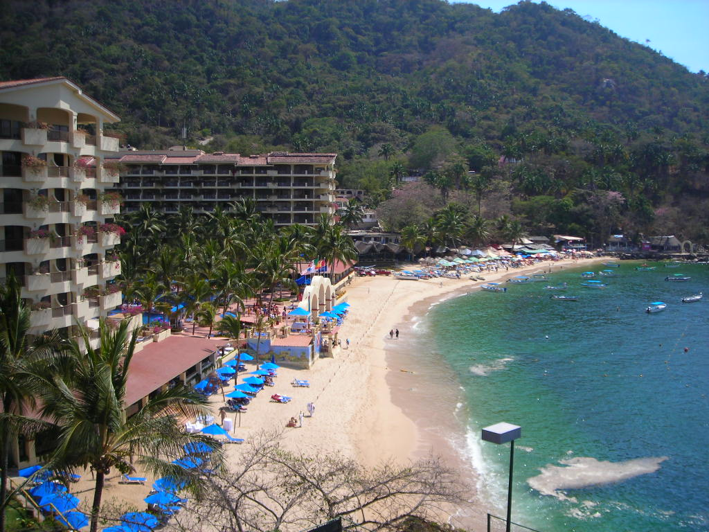 Puerto Vallarta is among the best luxury honeymoon destinations in 2015 ... photo by CC user lilu12323 on Flickr